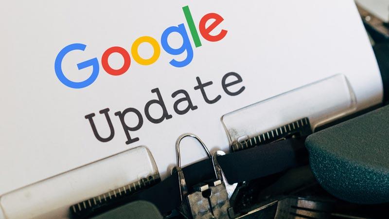 Algorithmus Update: Google Core Web Vitals für's Ranking