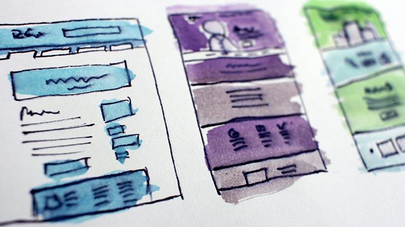 Webdesign und seine Grundsätze: Infos zu Menü und Navigation